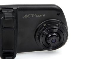 ACV GQ16